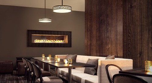 How to Deliver a Dining Experience with Lighting