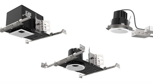 Introducing Aculux Initia™, Affordable Precision Recessed Lighting
