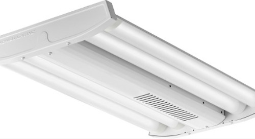 The Upgraded Lithonia Lighting® I-BEAM® IBG High Bay is NOW AVAILABLE!