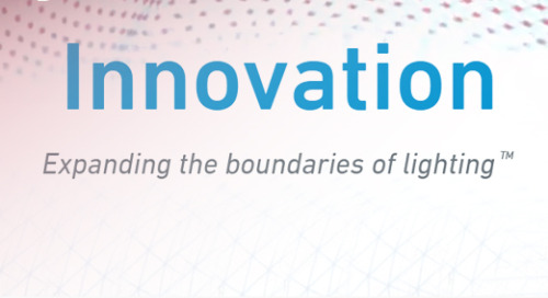 """Expanding the boundaries of lighting™"" - A Closer Look at Our Innovation Journey and Path"