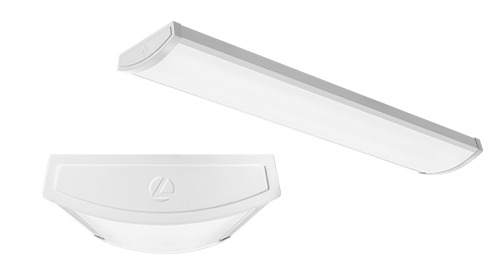 New Lithonia Lighting® FML4W Wide Housing LED Wrap