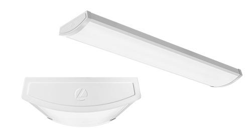 New Lithonia Lighting® FML4W Wide Housing LED Wrap