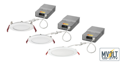 Wafer™ MVOLT LED Now Available With Switchable White