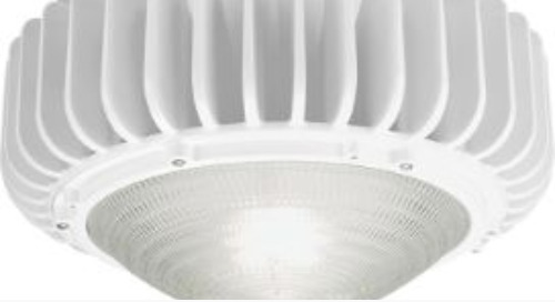The Petrolux® PXHH LED Hazardous High Bay is NOW AVAILABLE