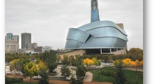 Musée canadien pour les droits de la personne - Winnipeg, MB