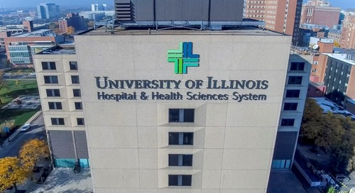 Hôpital de l'Université de l'Illinois à Chicago - Chicago, IL