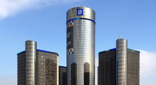 GM World Headquarters - Detroit, MI