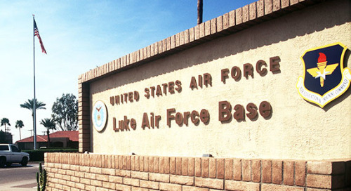 Base aérienne Luke - Phoenix, AZ
