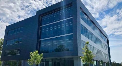Siège du Crédit Suisse - Raleigh, NC