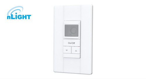 Comprehensive - New Modern nLight® Wall Switch Offerings!