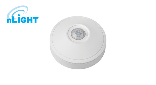 Two More Reasons to Choose: nLight® AIR Battery Powered Sensor