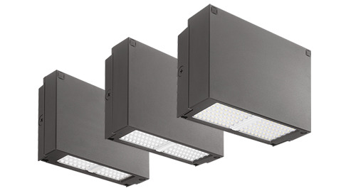 WPX LED Wall Pack Luminaires