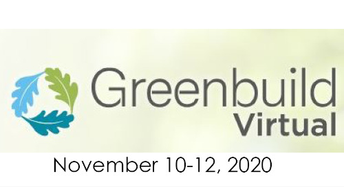 Greenbuild Virtual 2020