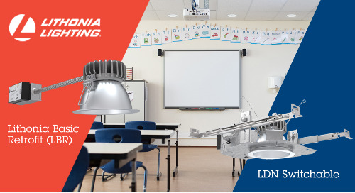 Lithonia Lighting® Commercial Downlighting Just Got Bigger!