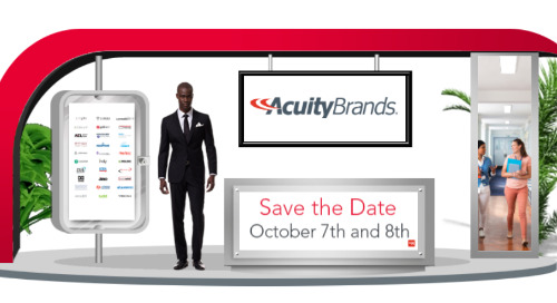 Coming Soon! Acuity Brands Virtual Trade Show