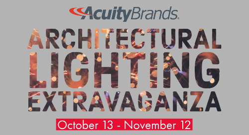 Architectural Lighting Solutions Extravaganza