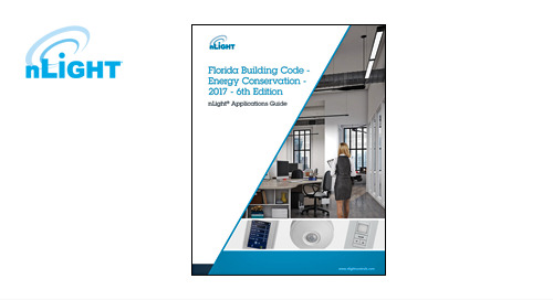 Make Design & Specification Easier - nLight® Florida Building Code 2017 Applications Guide