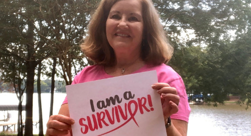 My Annual Mammogram Screening Saved My Life: Cheryl English's Breast Cancer Survivor Story