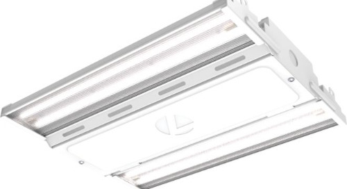 Introducing the NEW Compact Pro™ High Bay by Lithonia Lighting®!!