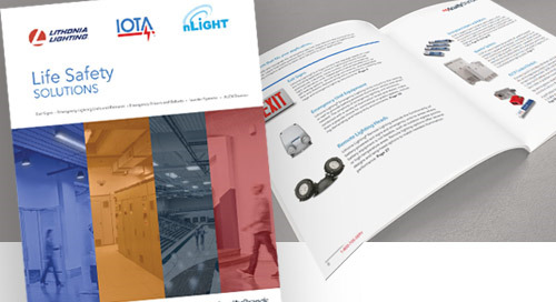 Now Available - the Acuity Brands® Life Safety Solutions Catalog!