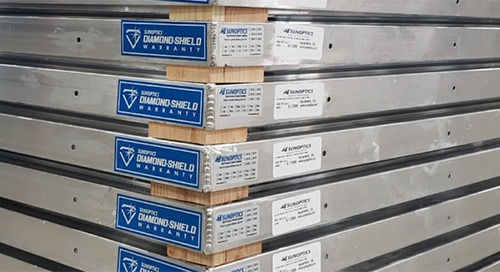 Sunoptics Diamond-Shield Warranty