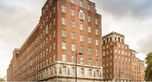 Marriott Grosvenor House Hotel – London, England