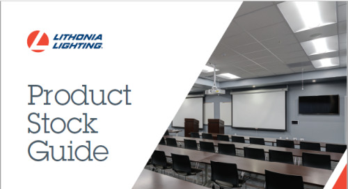 Lithonia Lighting® Stock Guide Edition 8