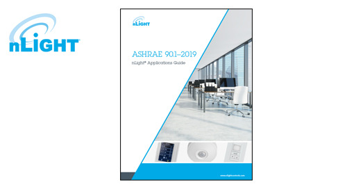 Make Design & Specification Easier: New nLight® ASHRAE 2019 App Guide