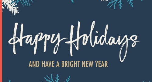 Happy Holidays from Acuity Brands!
