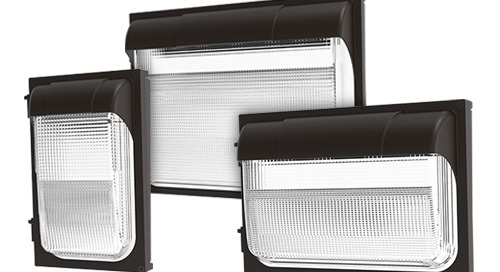 TWX LED Wall Pack Luminaires