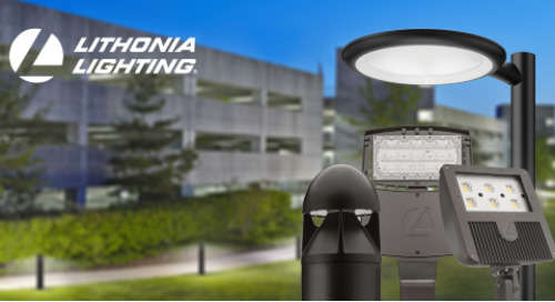 Lighting in Outdoor Spaces – The Lithonia Lighting Advantage
