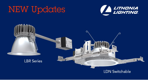 Exciting New Updates to the LBR Series and LDN Switchable