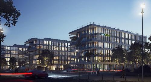 Siège Régional Engie Solutions (Urban Garden), Lyon
