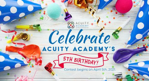 Acuity Academy's 5th Birthday Celebration