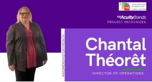 Representation Matters: Celebrating Chantal Théorêt
