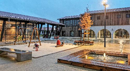 Village Landais Alzheimer - Dax, France