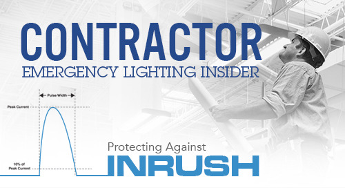 How to Avoid Inrush Problems When Installing an Emergency Inverter