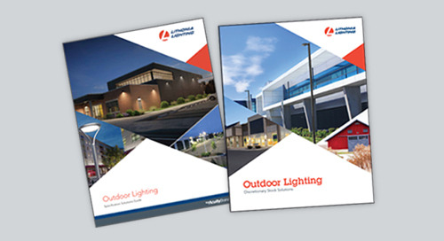 NEW! Lithonia Lighting® Outdoor Solutions Guides