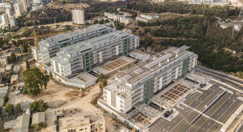 Campus nord de l'Université libanaise - Tripoli, Liban