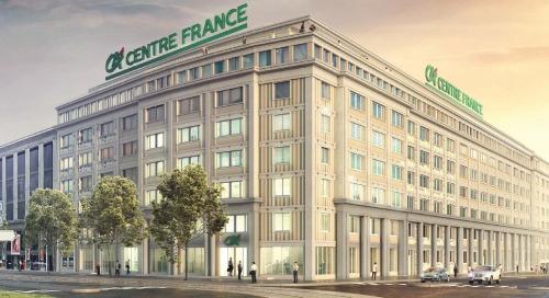 Crédit Agricole Centre Headquarters, France