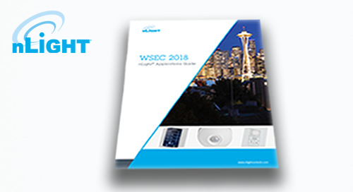 Make Design and Specification Easier: New nLight® WSEC 2018 App Guide