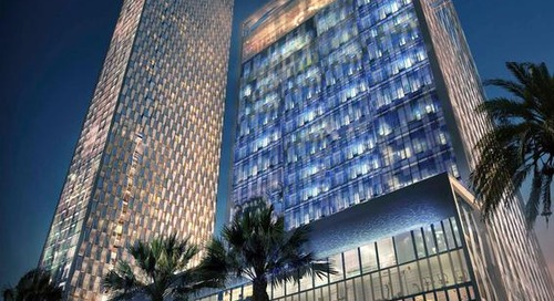 Burj AlShaya Towers - Al Mirqab, Kuwait City