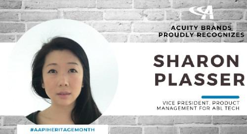 Representation Matters: Celebrating Sharon Plasser