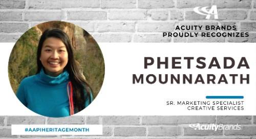 Representation Matters: Celebrating Phetsada Mounnarath