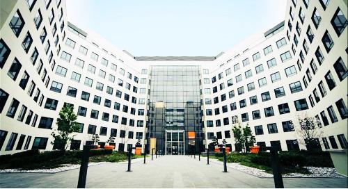 Former Orange HQ, Paris, France