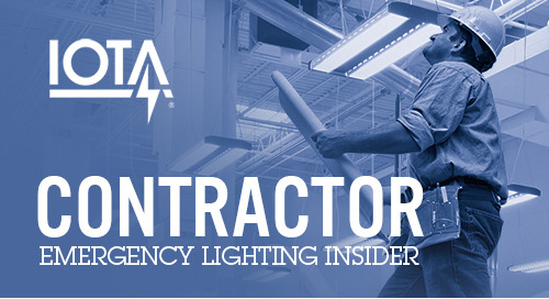 Get Caught Up on Your Emergency Lighting Tips!