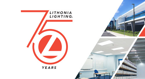 Join us for our Lithonia Lighting® Virtual Tradeshow