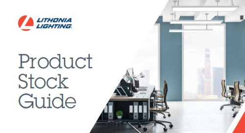 Lithonia Lighting® Stock Guide Edition 9