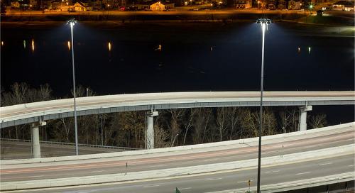 Revamped Roadway Lighting Delivers Enhancements in Charleston, WV