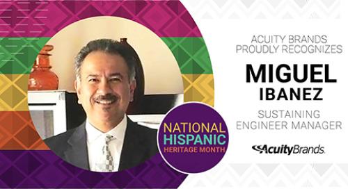 Representation Matters: Celebrating Miguel Ibanez